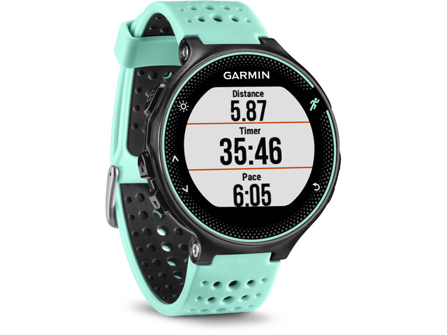 Garmin Forerunner 235 GPS Laufuhr frost blue